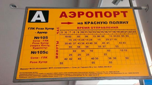 Расписание-автобусфов-Красная-поляна