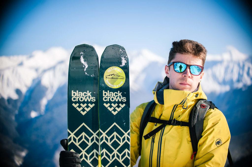 Обзор горных лыж black crows anima