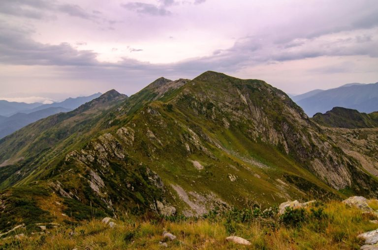 Поход на гору Ачишхо