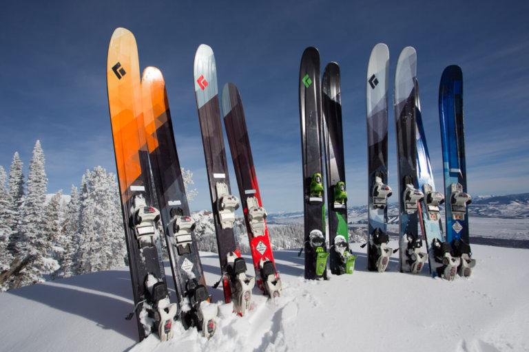 Прокат лыж для фрирайда RiderTrip