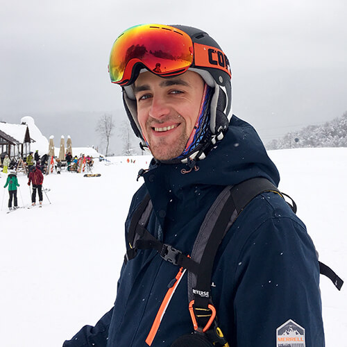 горные лыжи инструктор красная поляна гид