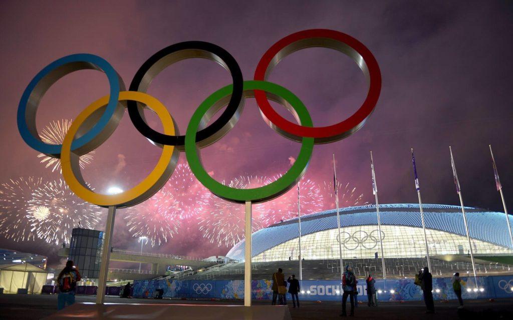 олимпийские обьекты в сочи