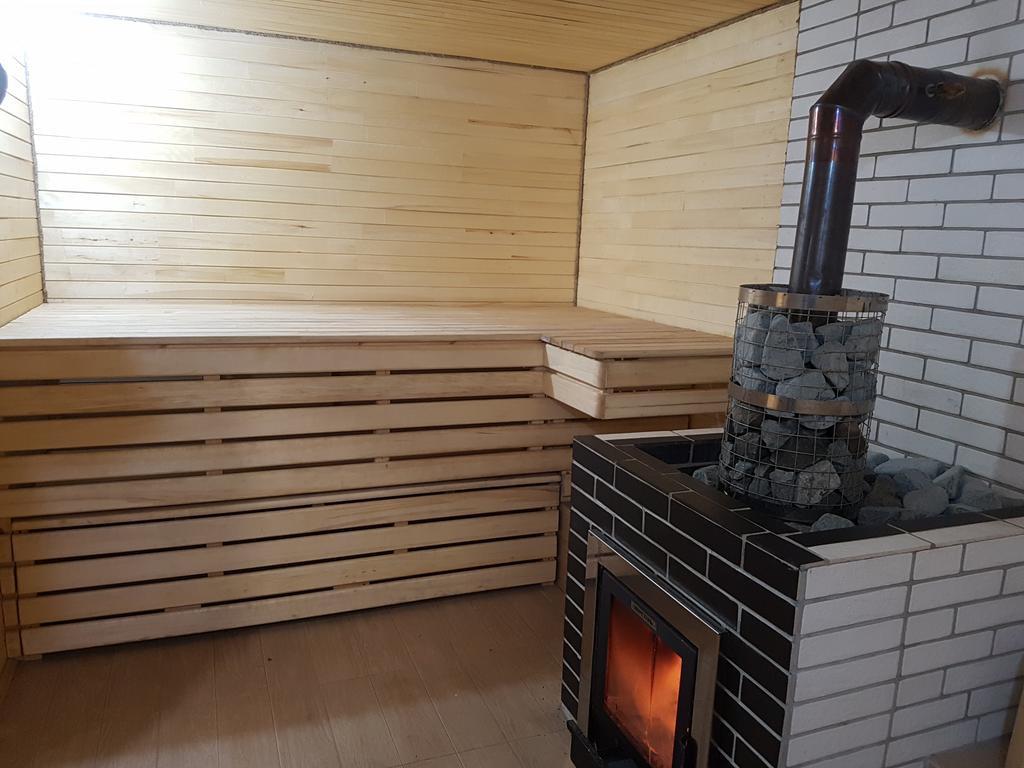 Русская баня Green Wood