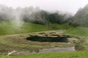 Хмелевские озера красная поляна