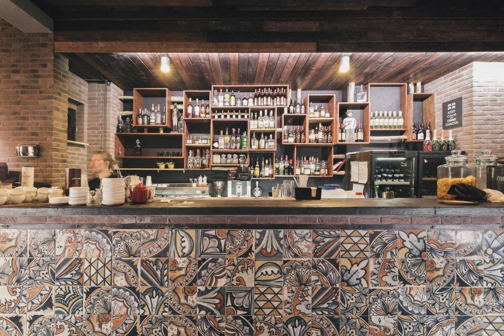 гостидзе курорт красная поляна бар
