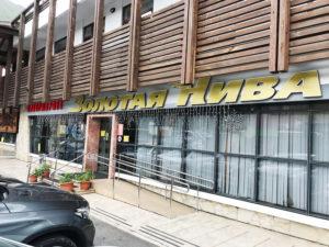 Где поесть в Красной Поляне