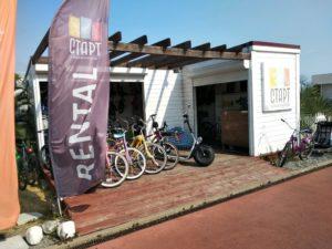 прокат велосипедов Старт в сочи