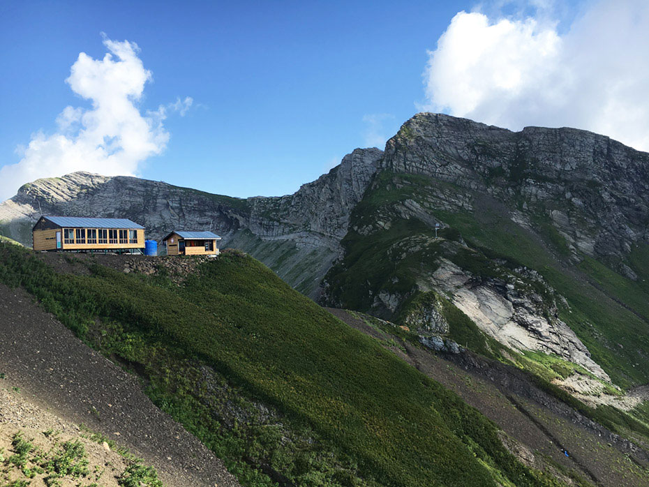 Поход Альпийские луга Красная Поляна