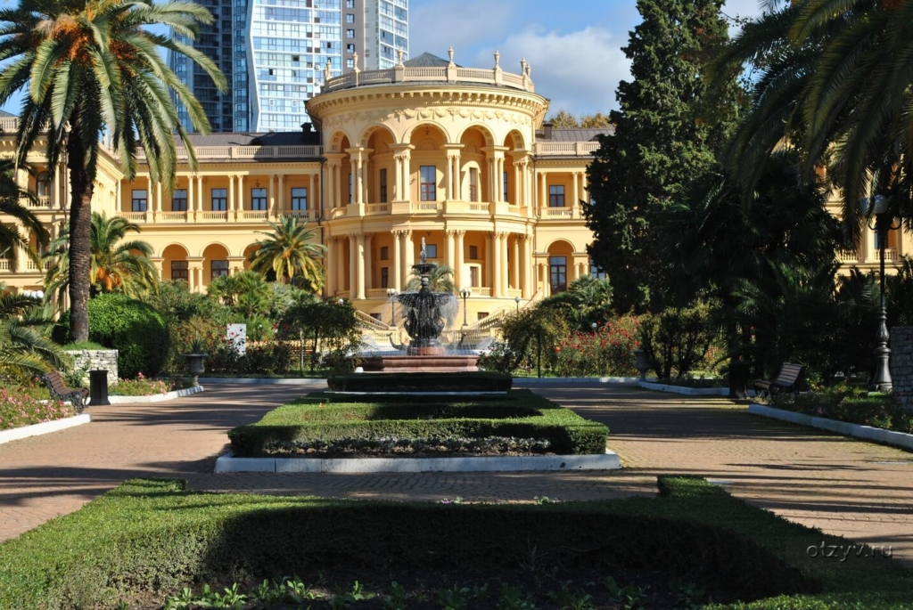 В Сочи откроются санатории с 1 июня