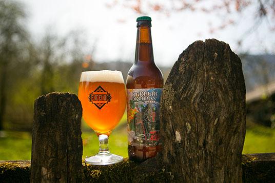 пивоварня эндемик красная поляна