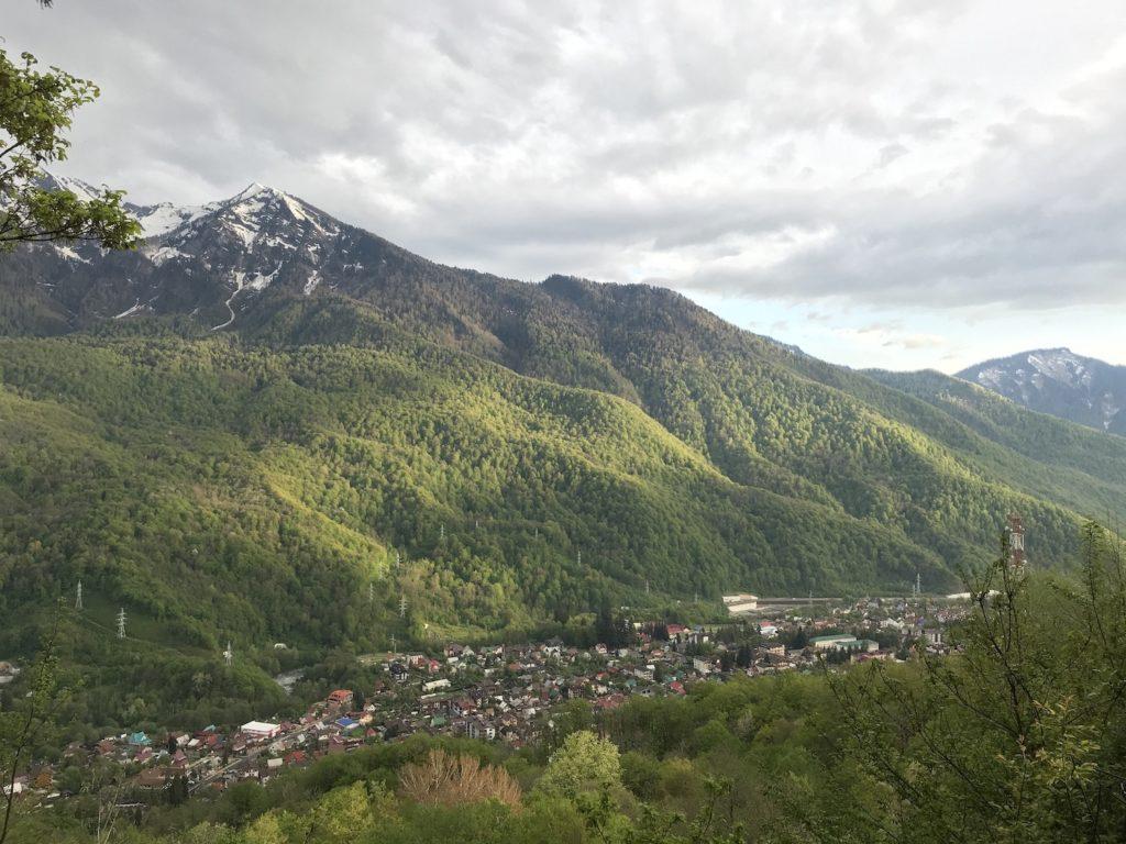 Маршруты Кавказского заповедника закрыты