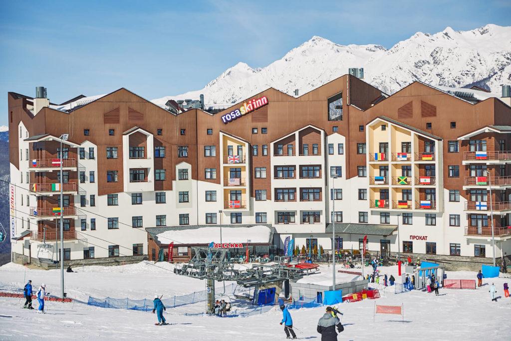 Rosa Ski Inn Hotel Rosa Khutor