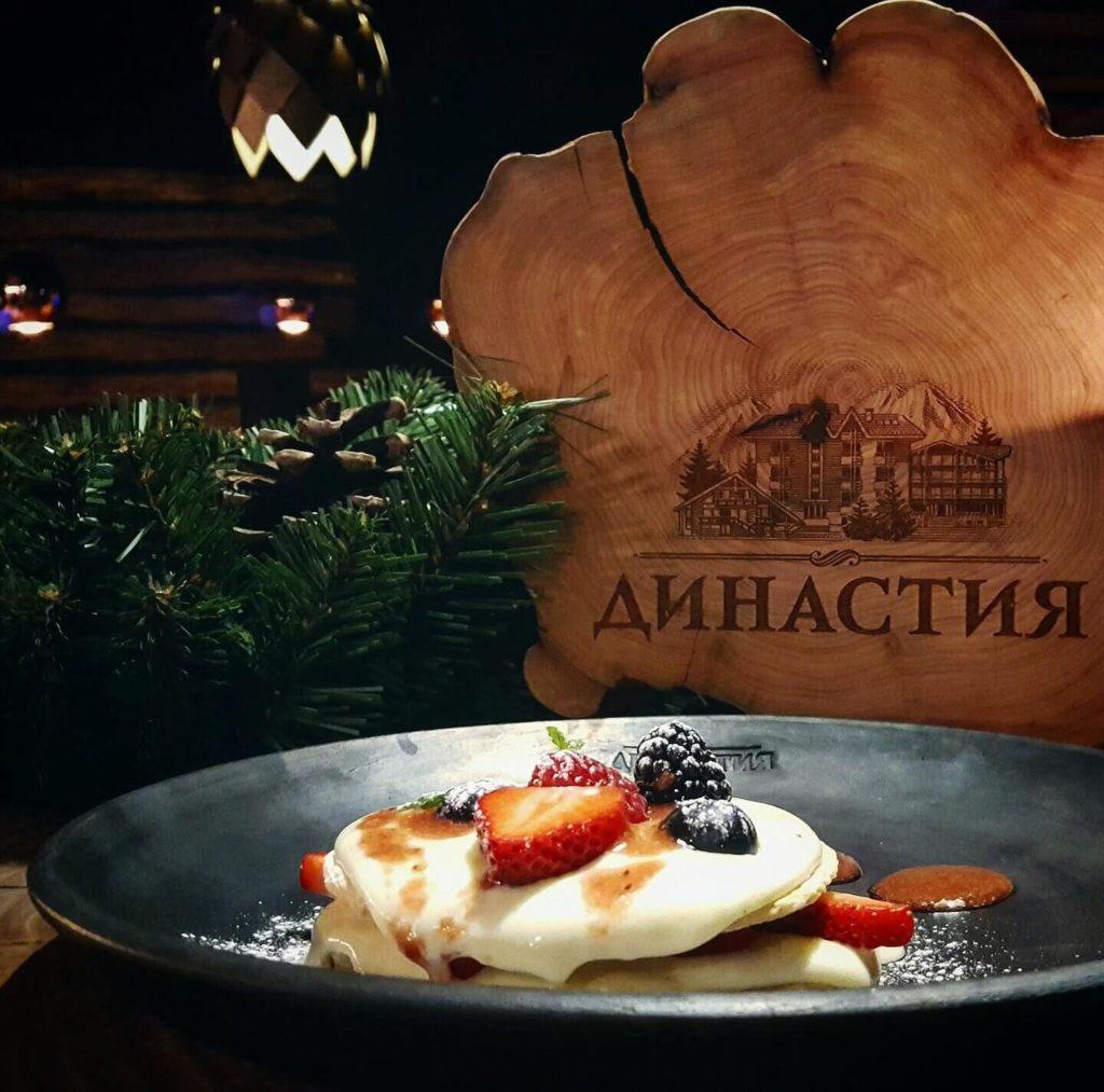 ресторан Династия Красная ПОляна