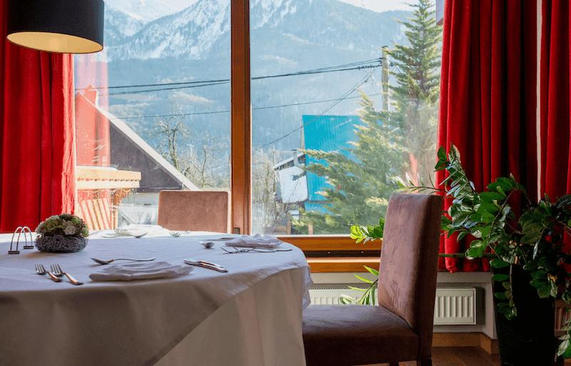 la campagne ресторан в красной поляне