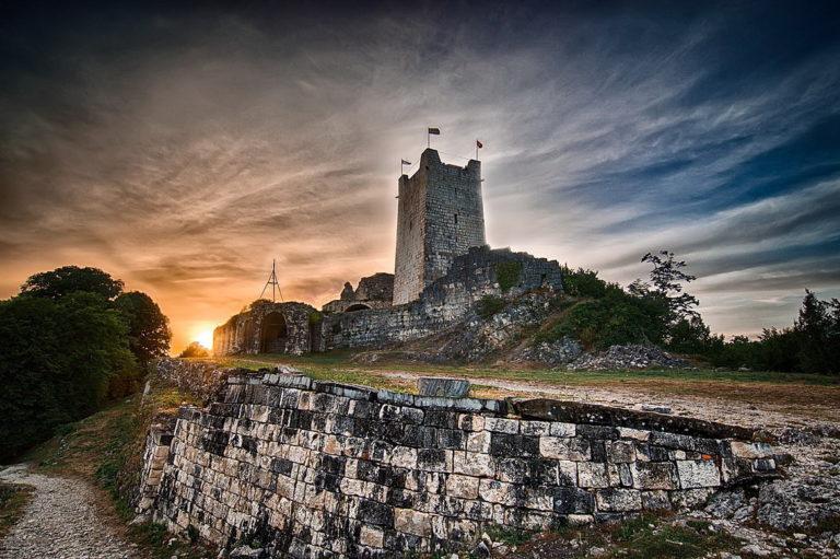 Крепость Анакопии Абхазия