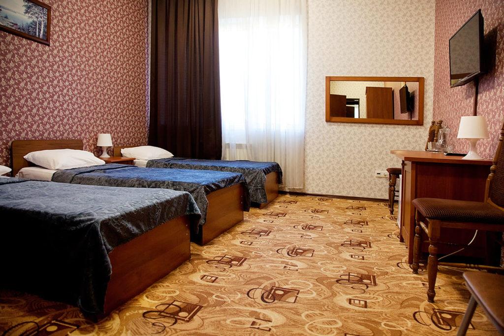 отель утомленные солнцем красная поляна