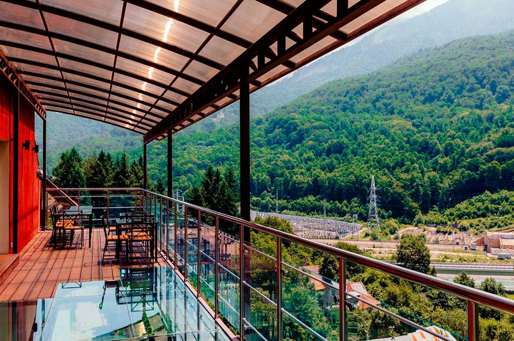 Bridge Mountain Красная Поляна