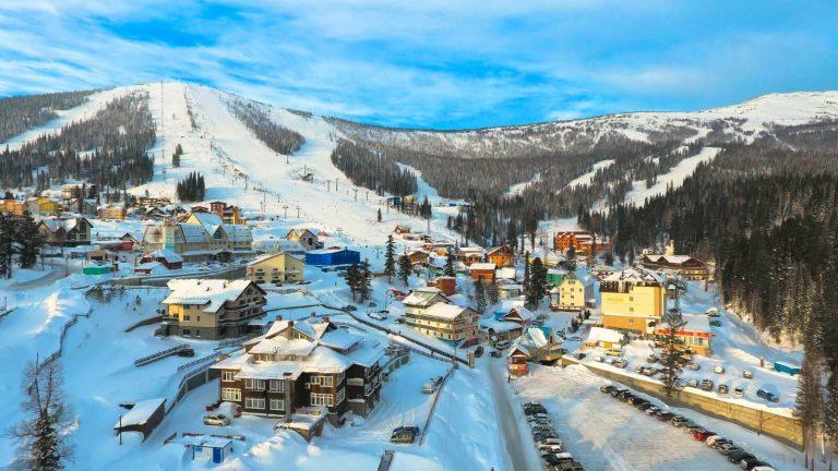 шерегеш горнолыжный курорт