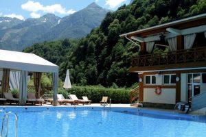 гранд отель поляна бассейн