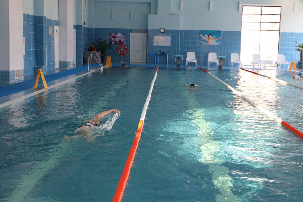 Крытый бассейн Беларусь
