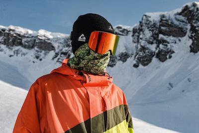 инструктор по горным лыжам Евгений