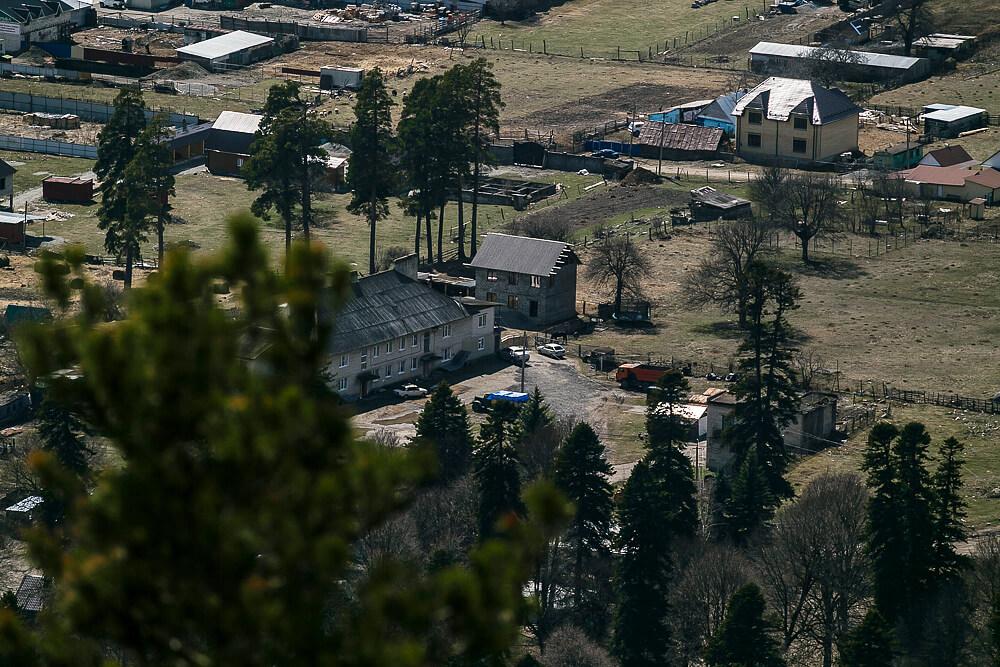 село архыз