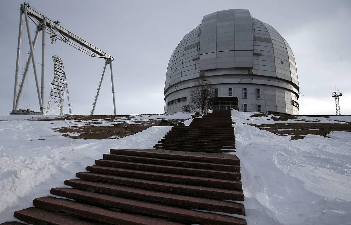 Обсерватория РАН архыз