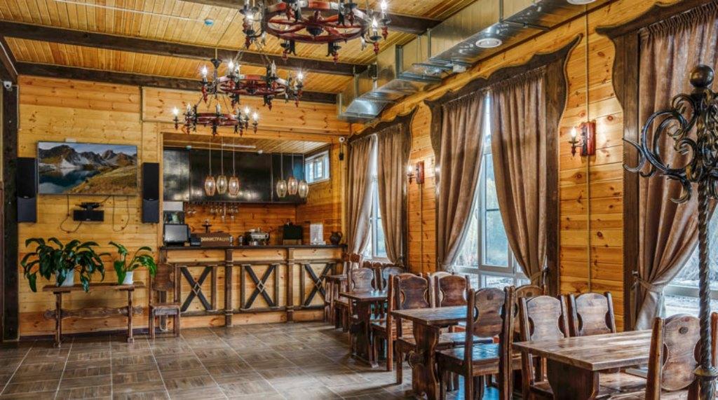 ресторан архыз