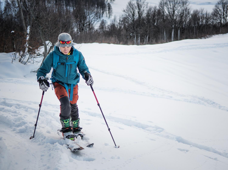 горнолыжные палки для ски-тура