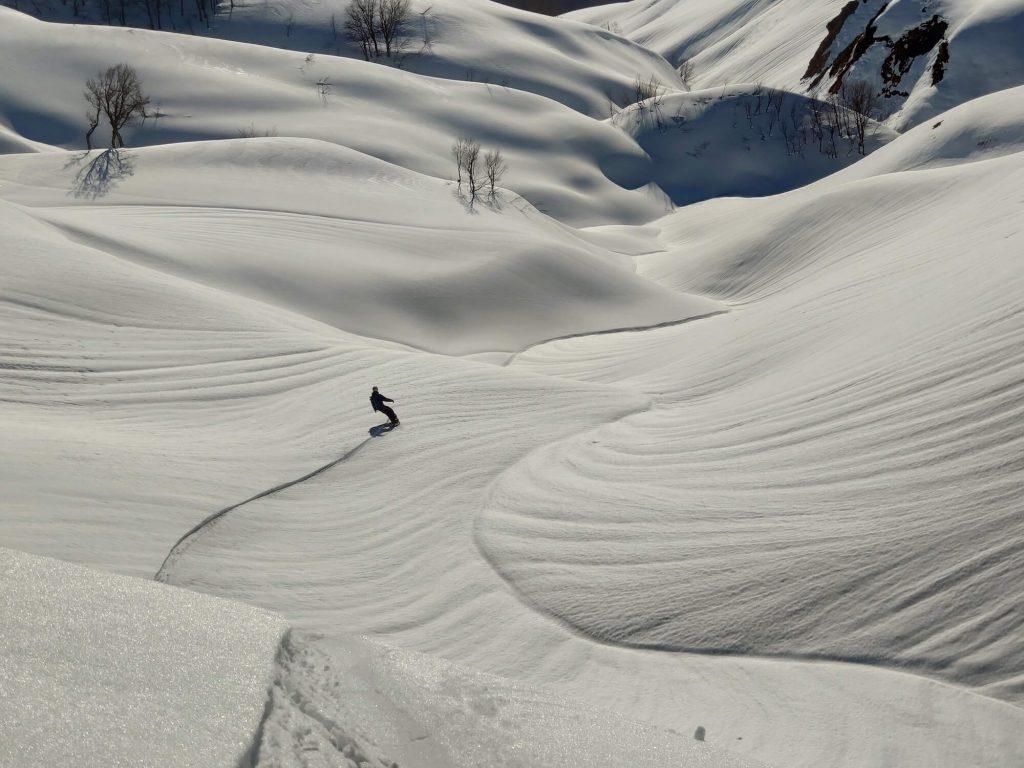 ски тур абхазия аджара
