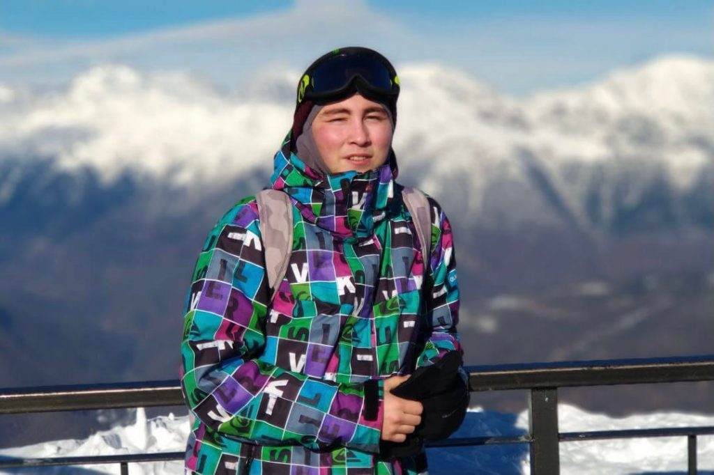 Инструктор Влад Красная Поляна сноуборд