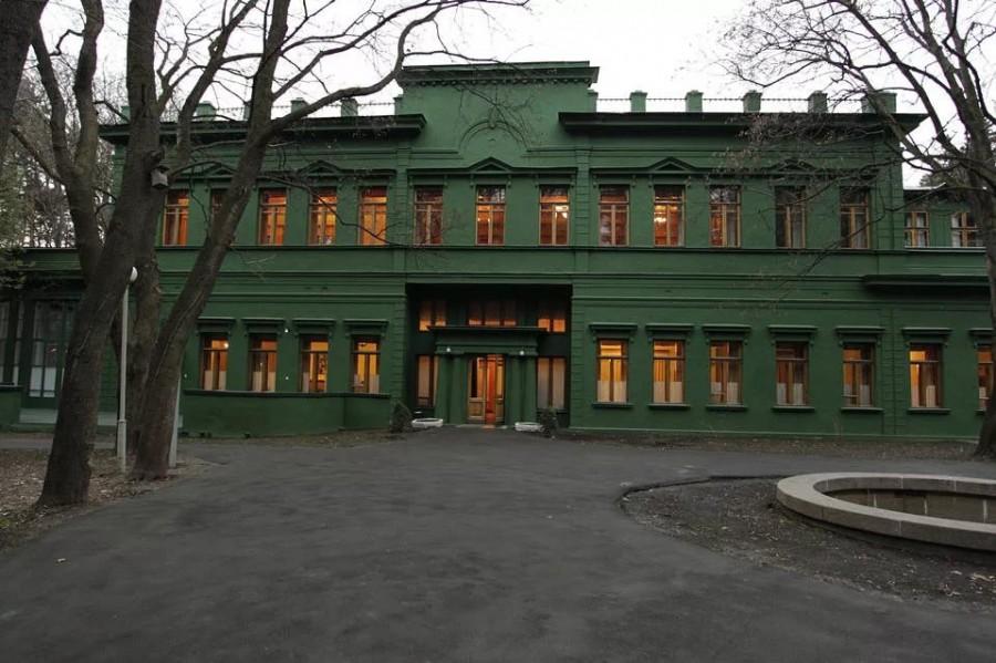 дача сталина в Мюссере абхазии