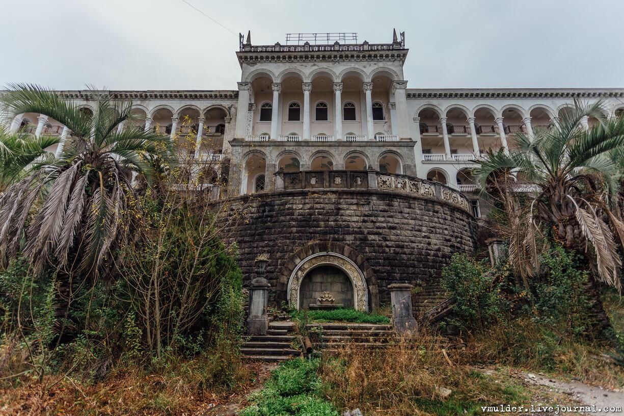санаторий Грузия в абхазии