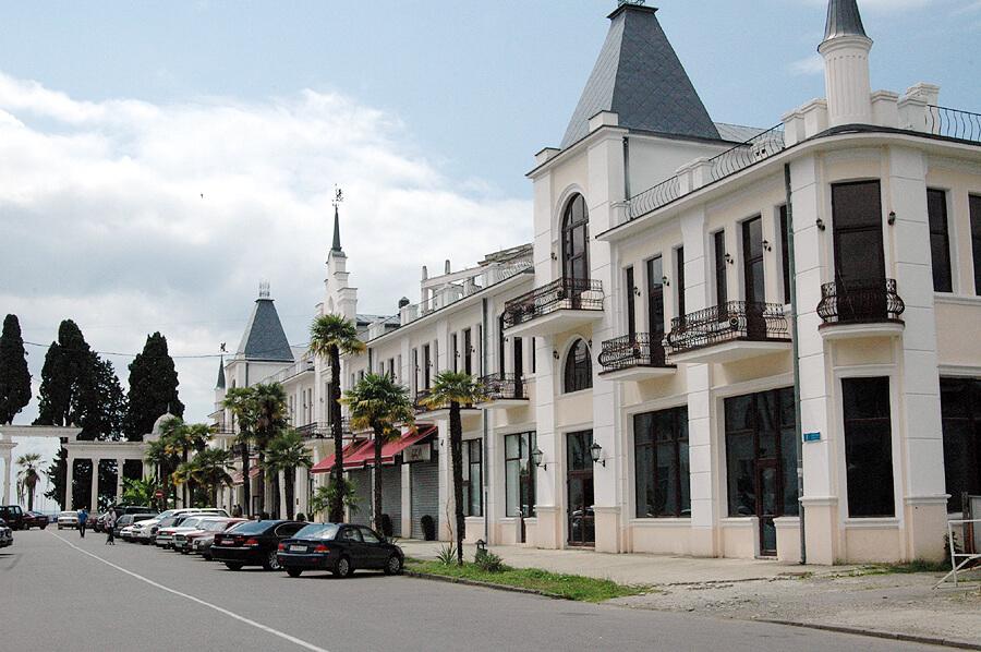 сухум абхазия