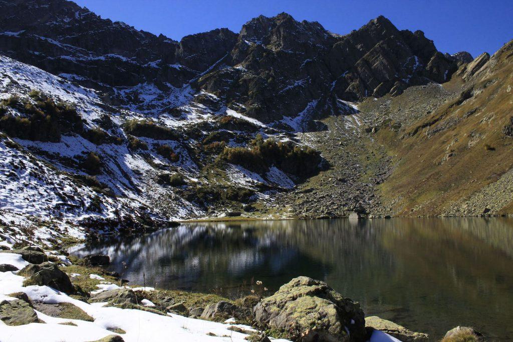 озеро мзы абхазия