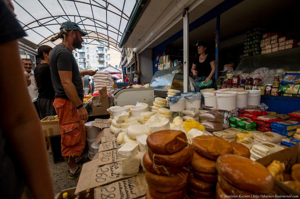 центральный рынок сухум