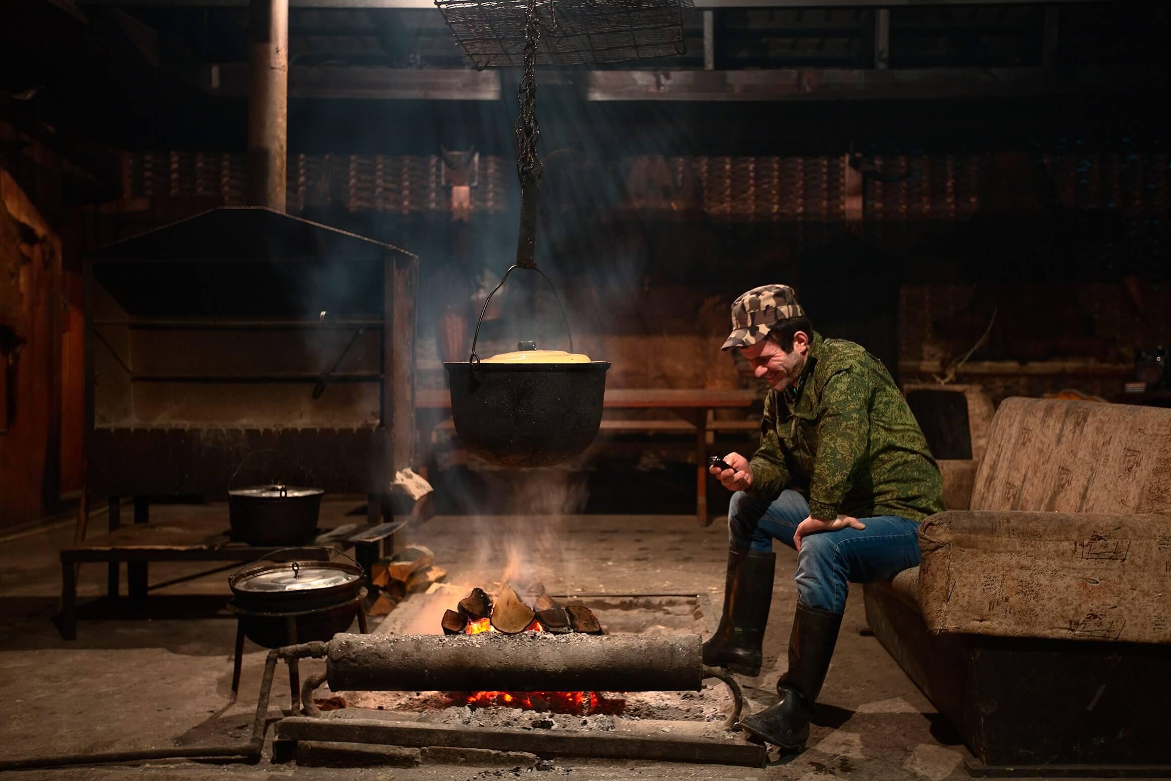отдых в абхазии национальная кухня