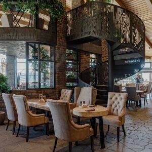 ресторан гостидзе курорт газпром