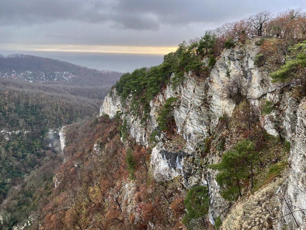 Орлиные скалы обзорная экскурсия по Сочи