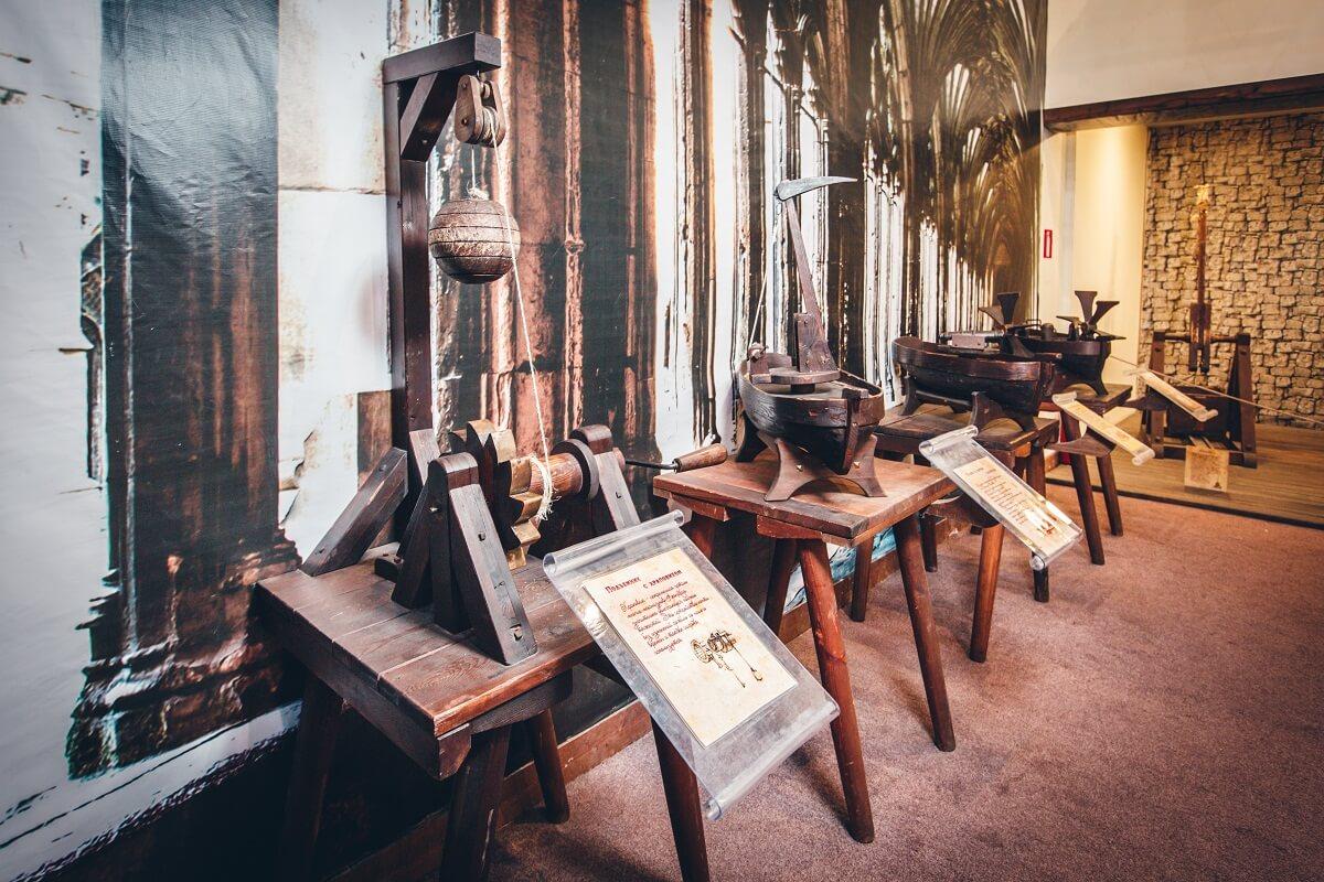 музей леонардо да винчи адлер