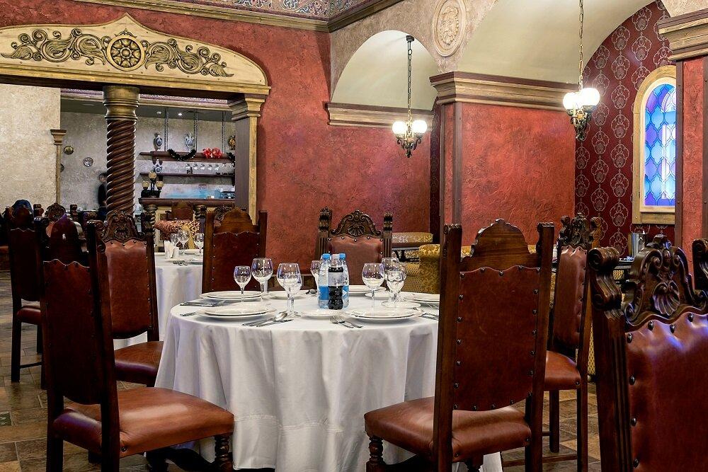ресторан москва роза хутор