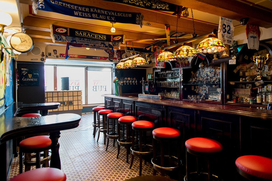 kenny pub красная поляна