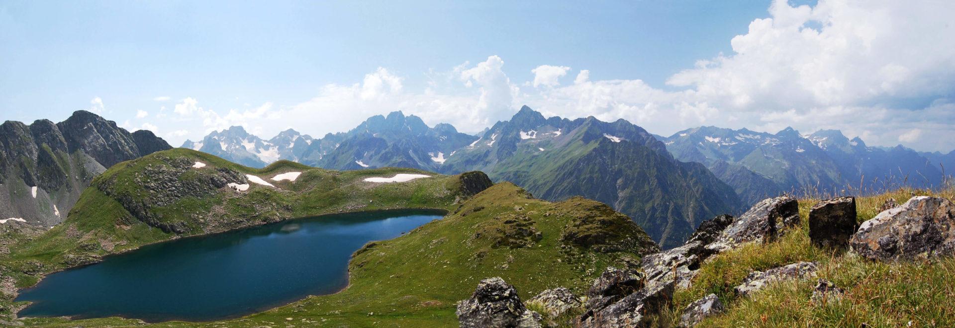 имеретинские озера