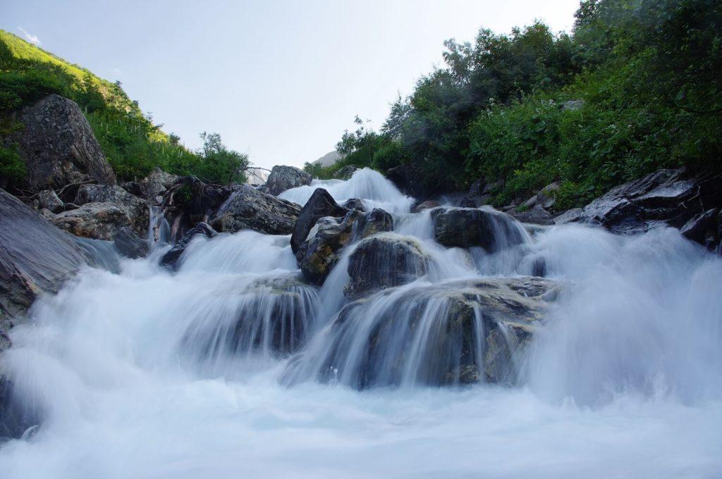 имеретинские озера водопад