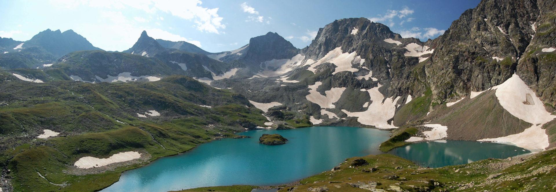 Поход к Имеретинским озерам