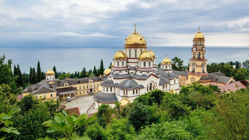 золотое кольцо Абхазии экскурсия