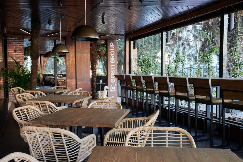 рестораны в сочи гостидзе