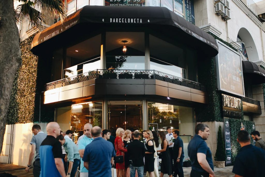 Рестораны Сочи — ТОП 20 мест где вкусно поесть